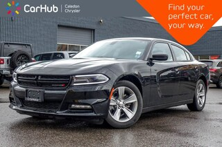 2018 Dodge Charger SXT Plus|Sunroof|Backup Cam|Bluetooth|Heated Front Sedan
