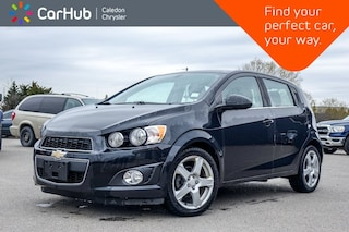 2015 Chevrolet Sonic LT|Sunroof|Bluetooth|Backup Cam|Heated Front Seats Sedan