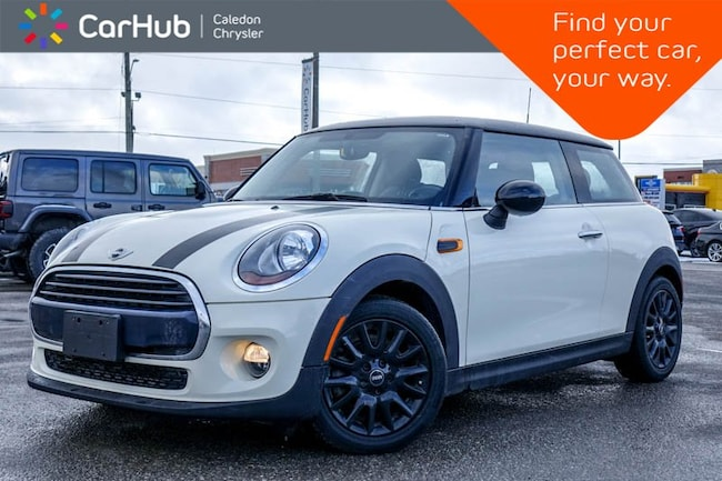 2016 MINI Cooper Hardtop Sunroof Bluetooth Heated Front Seats Keyless Entry Coupe