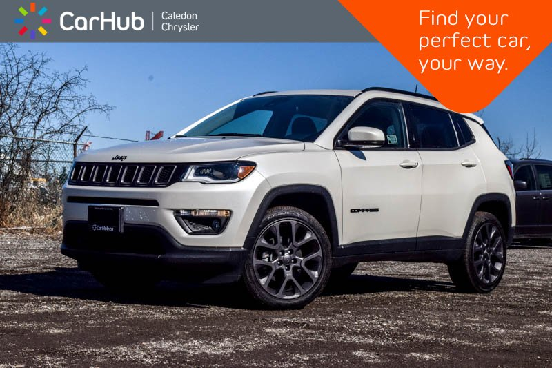 New 2019 Jeep Compass New Car LIMITED|4x4|Navi|Pano Sunroof|Bluetooth|Ba SUV in Bolton, ON