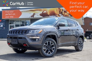 2019 Jeep Compass New Car Trailhawk|4x4|Backup Cam|Bluetooth|17Rims SUV