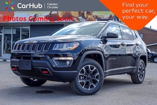 2021 Jeep Compass New Trailhawk 4x4 Blind Spot Backup Cam Bluetooth SUV