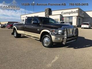 2011 Dodge Ram 3500 Laramie Longhorn Crew Cab