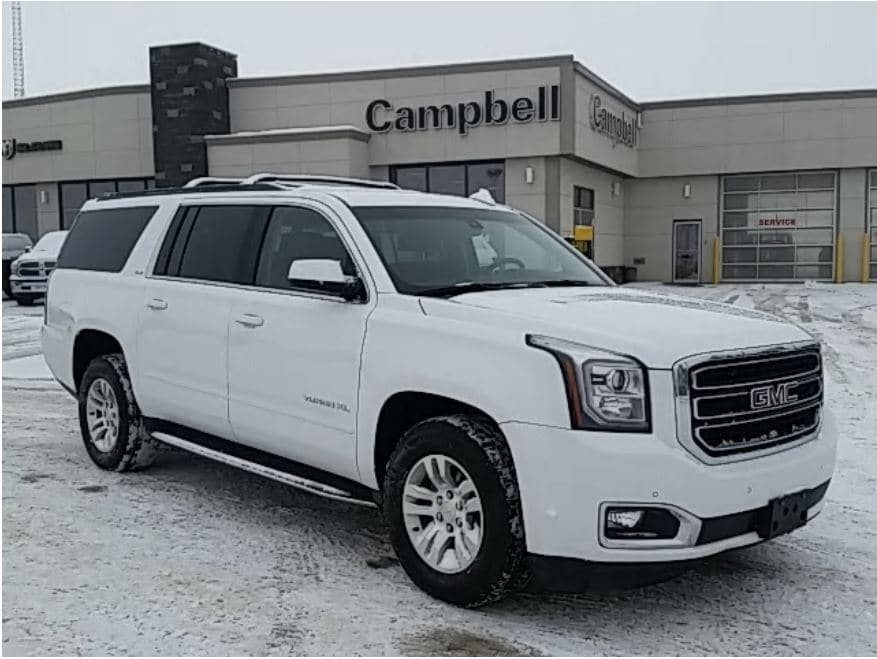 2018 GMC Yukon XL SLE - Bluetooth SUV