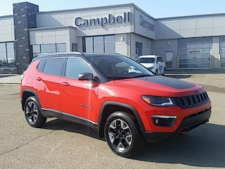2018 Jeep Compass Trailhawk - Leather Seats -  Bluetooth SUV