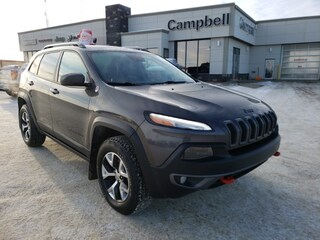 2015 Jeep Cherokee Trailhawk - Bluetooth SUV