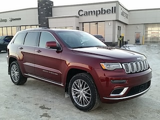 2018 Jeep Grand Cherokee Summit SUV