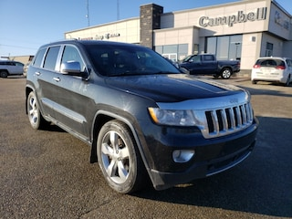 2012 Jeep Grand Cherokee Overland - Sunroof -  Navigation SUV