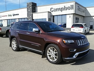2014 Jeep Grand Cherokee Summit - Navigation SUV