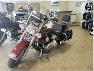 2007 Harley-Davidson Softail Flstc - Low Mileage Avant