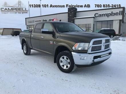 2012 Ram 3500 Laramie Cabine Crew