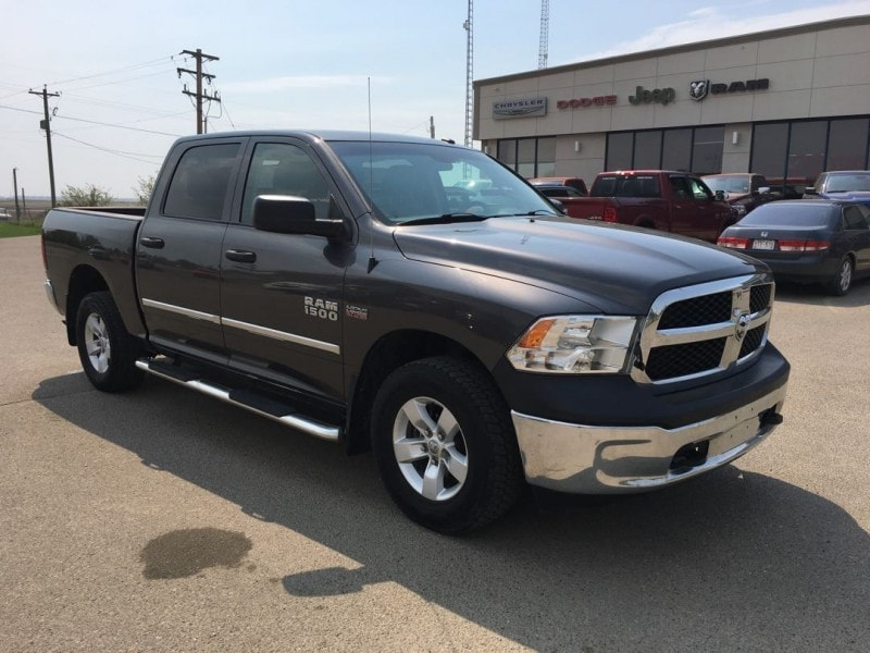 2015 Ram 1500 ST -  Power Windows -  Power Doors Crew Cab
