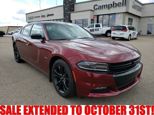 2018 Dodge Charger R/T Berline