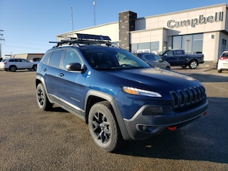 2018 Jeep Cherokee Trailhawk - Bluetooth SUV