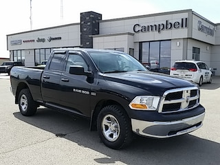 2011 Dodge RAM 1500 ST -  Power Seats -  Power Windows Extended/Double Cab