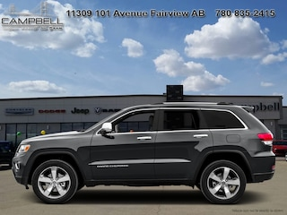 2015 Jeep Grand Cherokee Overland - Navigation SUV