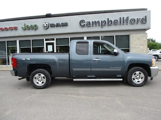2013 Chevrolet Silverado 1500 Air Conditioning 4X4 Remote Start Extended Cab