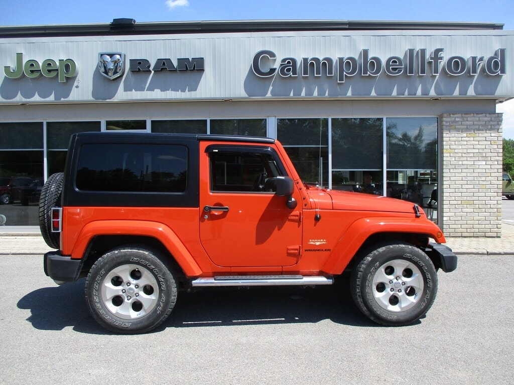 2015 Jeep Wrangler Air Conditioning Hard Top Power Windows SUV