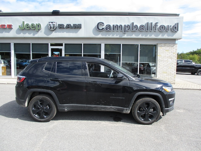 2018 Jeep Compass Heated Seats 4X4 Remote Start SUV