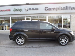 2015 Dodge Journey Heated Seats Leather 7 Passenger SUV
