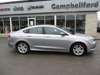 2015 Chrysler 200 LTD Alloys Daily Rental Power Driver Seat Sedan