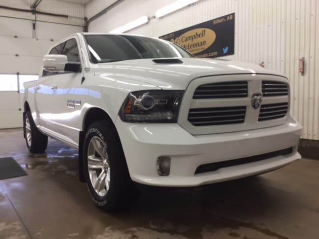 2017 Ram 1500 Sport |Heated Front Seats & Wheel|Remote Start Truck Crew Cab