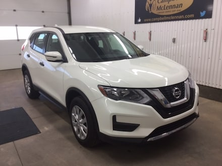 2017 Nissan Rogue S | Heated Cloth Front Seats | Back-Up Camera | BT SUV