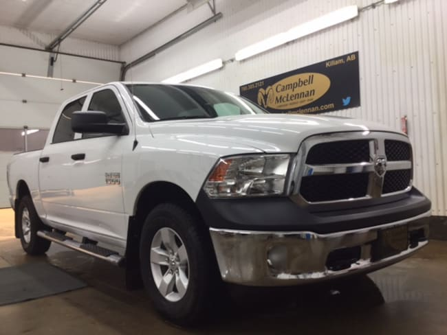 Used 2017 Ram 1500 St Sxm 402040 Front Bench Seat Running