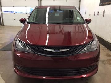 2018 Chrysler Pacifica Van