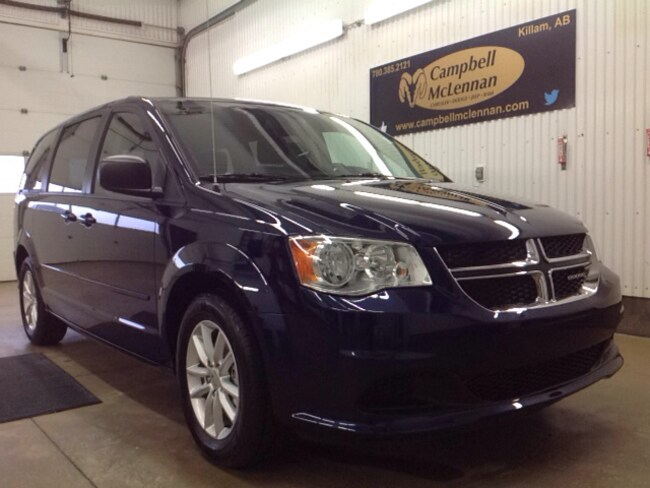 2017 Dodge Grand Caravan SXT Plus | Back Up Camera | DVD | Hands Free Van
