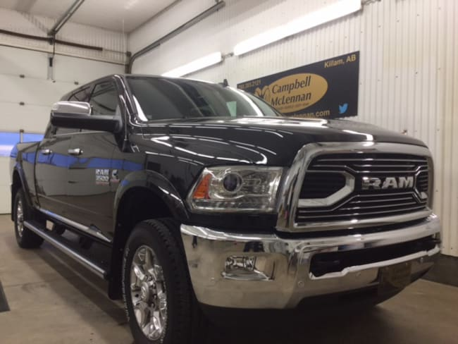 2018 Ram 3500 Laramie Limited Truck Mega Cab
