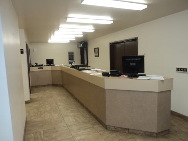 Parts and Service counter renovated.JPG