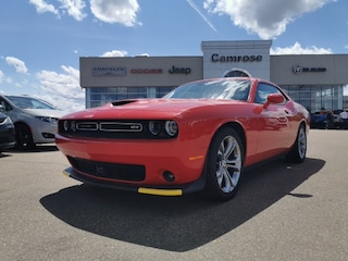 New 2020 Dodge Challenger GT Coupe for sale in Camrose, AB