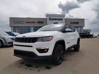 New 2020 Jeep Compass Altitude SUV for sale in Camrose, AB