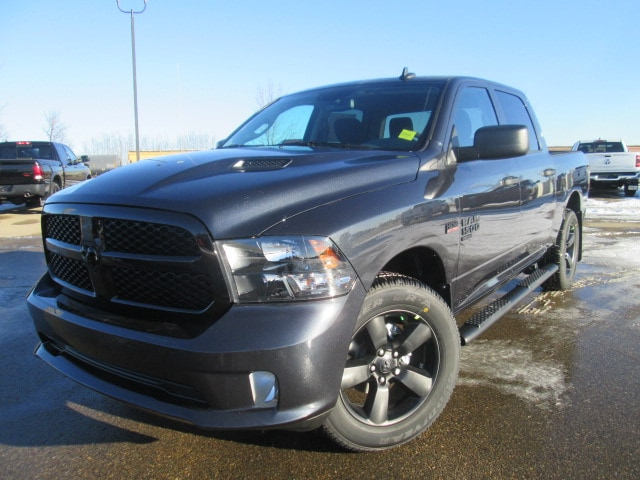 Featured Used 2019 Ram 1500 Classic ST Truck for sale in Camrose, AB.