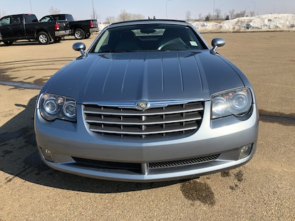Used 2006 Chrysler Crossfire Limited For Sale | Camrose AB
