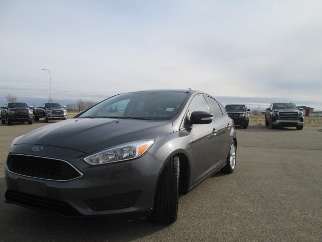 Featured Used 2016 Ford Focus SE Hatchback for sale in Camrose, AB.