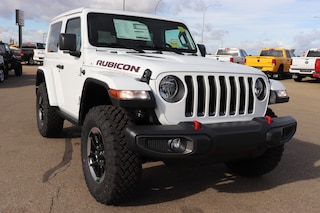 New 2021 Jeep Wrangler Rubicon 4x4 Sport Utility for sale in Camrose, AB