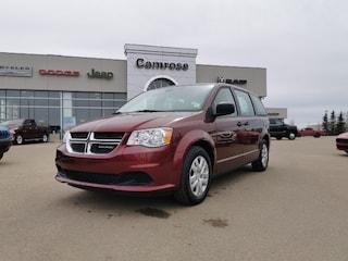 New 2019 Dodge Grand Caravan Canada Value Package Van for sale in Camrose, AB
