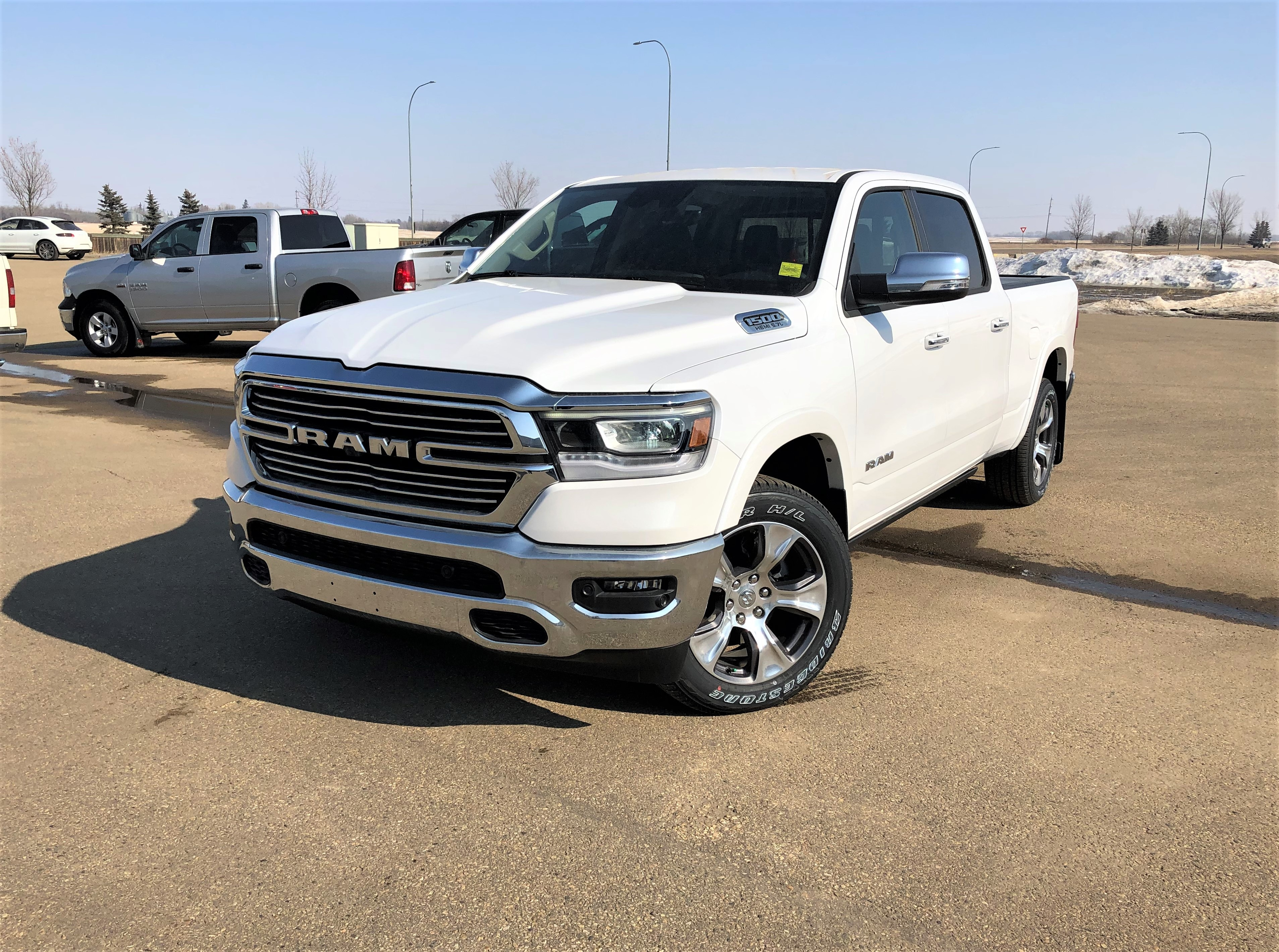 2019 Ram All-New 1500 Truck Crew Cab