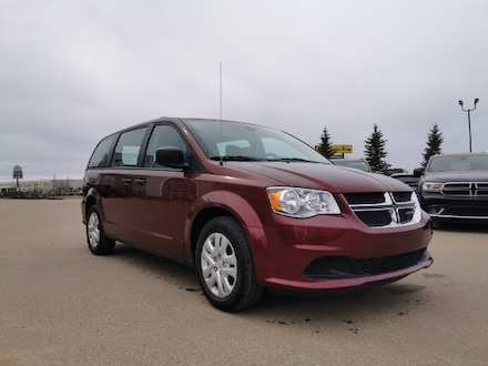 2019 Dodge Grand Caravan Canada Value Package Minivan/Van