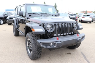 New 2020 Jeep Wrangler Unlimited Rubicon SUV for sale in Camrose, AB