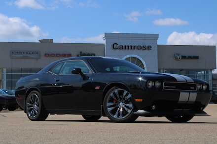 Featured Used 2014 Dodge Challenger SRT 392 Coupe for sale in Camrose, AB.