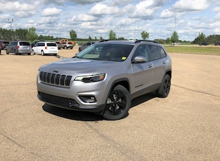 New 2019 Jeep New Cherokee Altitude SUV for sale in Camrose, AB