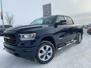 New 2020 Ram 1500 Big Horn North Edition Truck Crew Cab for sale in Camrose, AB