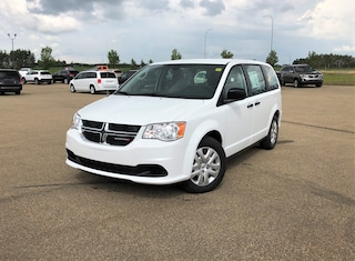 2019 Dodge Grand Caravan Canada Value Package Van