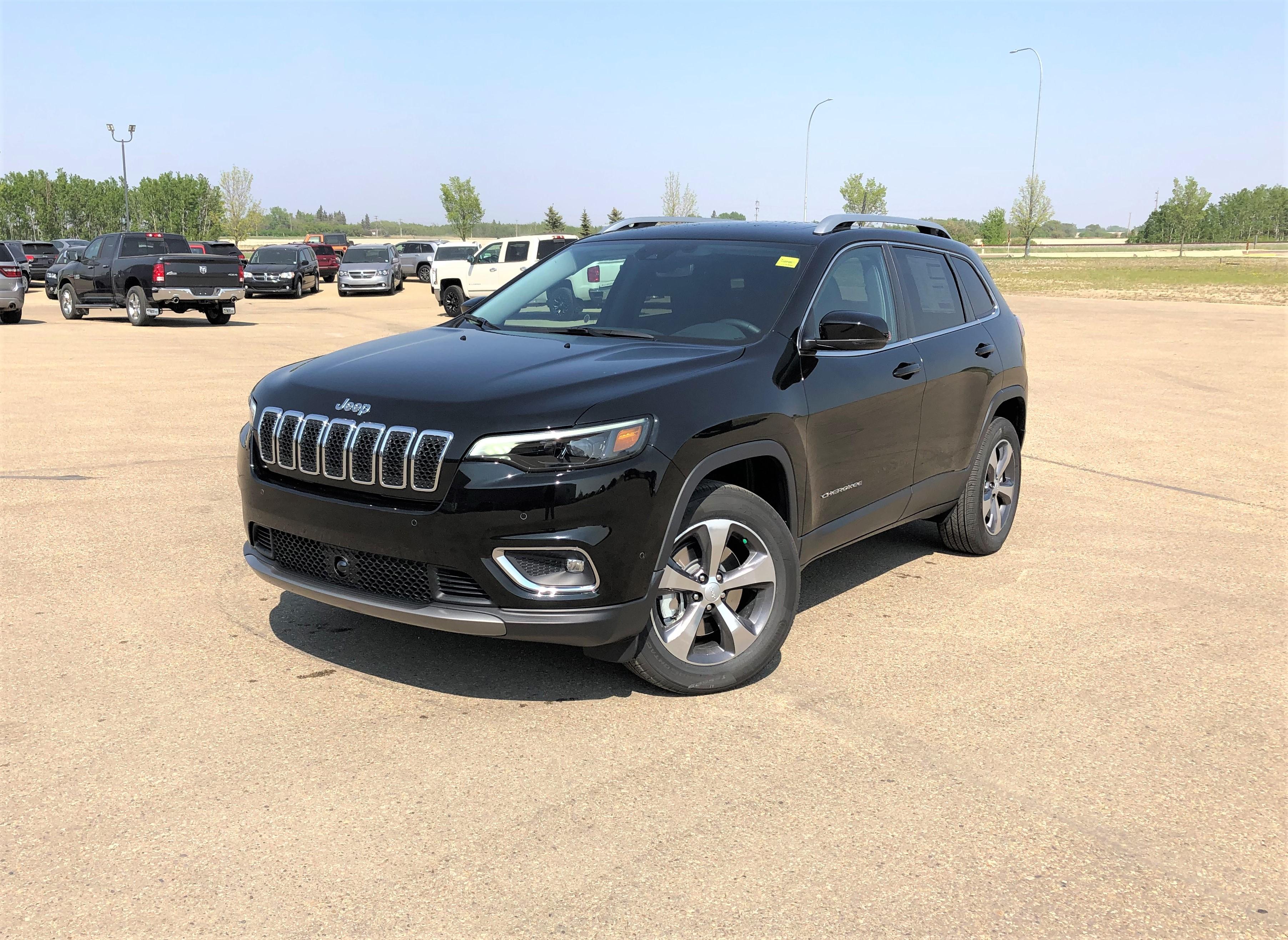2019 Jeep New Cherokee SUV