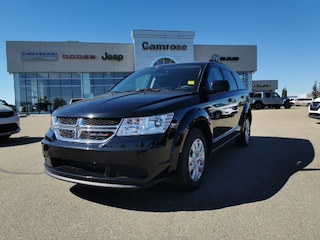 New 2020 Dodge Journey Canada Value Package SUV for sale in Camrose, AB