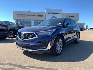 Used 2020 Acura RDX Platinum Elite SUV for sale in Camrose, AB.