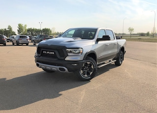New 2019 Ram All-New 1500 Rebel Truck Crew Cab for sale in Camrose, AB